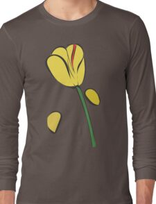Tulip Petals Long Sleeve T-Shirt