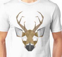 deer geometric  Unisex T-Shirt