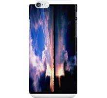 Blueberry Sunset!  iPhone Case/Skin