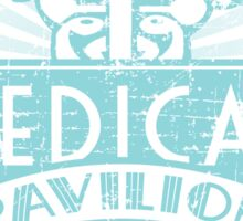 Medical Pavilion Sticker