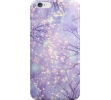Each Moment of the Year Has It's Own Beauty (Tree Silhouettes) iPhone Case/Skin