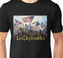 Les Deplorables Gifts For Donald Trump Supporters ! #donaldtrump #deplorables Unisex T-Shirt