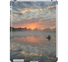 Heron Pond Sunrise iPad Case/Skin