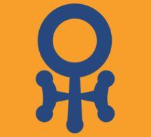 Uranus Symbol by meatballhead