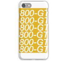 1800GTV iPhone Case/Skin