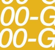 1800GTV Sticker