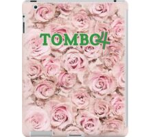 TOMBOY iPad Case/Skin