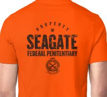 Seagate Federal Penitentiary Unisex T-Shirt