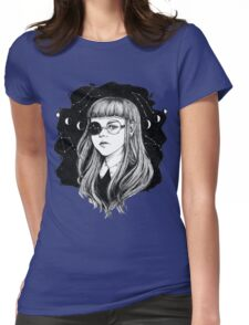 The Observer Womens Fitted T-Shirt