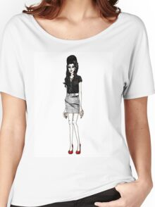 Amy Winehouse Women's Relaxed Fit T-Shirt