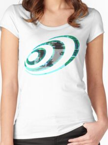 The GG's: YoYo Women's Fitted Scoop T-Shirt