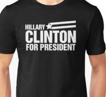 Hillary Clinton Retro President Shirt Unisex T-Shirt