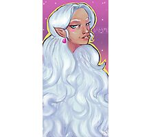 Princess Allura Photographic Print