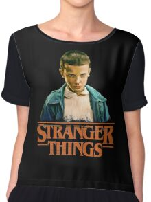 Stranger Things Eleven Chiffon Top