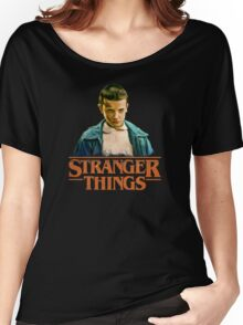 Stranger Things Eleven Women's Relaxed Fit T-Shirt