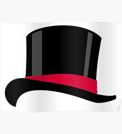 Top hat VRS2 Poster