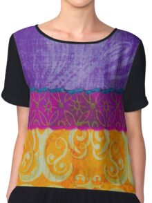 WONDERSTRUCK Chiffon Top