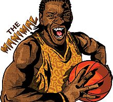 The MANIMAL  by LAFF
