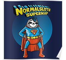 Normalsloth Poster
