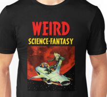 Weird Science Fantasy vintage Unisex T-Shirt