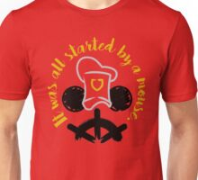 By A Mouse Unisex T-Shirt