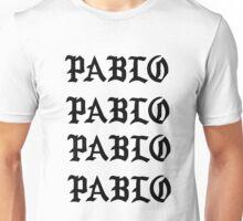 Kanye - Pablo - White Unisex T-Shirt