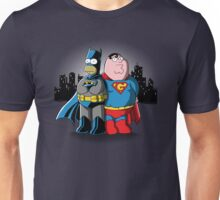 Bathomer VS Supergriffin Unisex T-Shirt