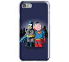 Bathomer VS Supergriffin iPhone Case/Skin