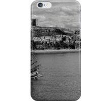Whitby Galleon and Abbey iPhone Case/Skin