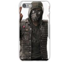 Wrench from watch dogs 2 iPhone Case/Skin