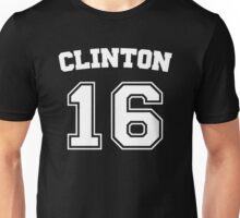 Clinton 16 Unisex T-Shirt