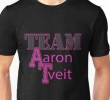 Team Aaron Tveit 5 Unisex T-Shirt