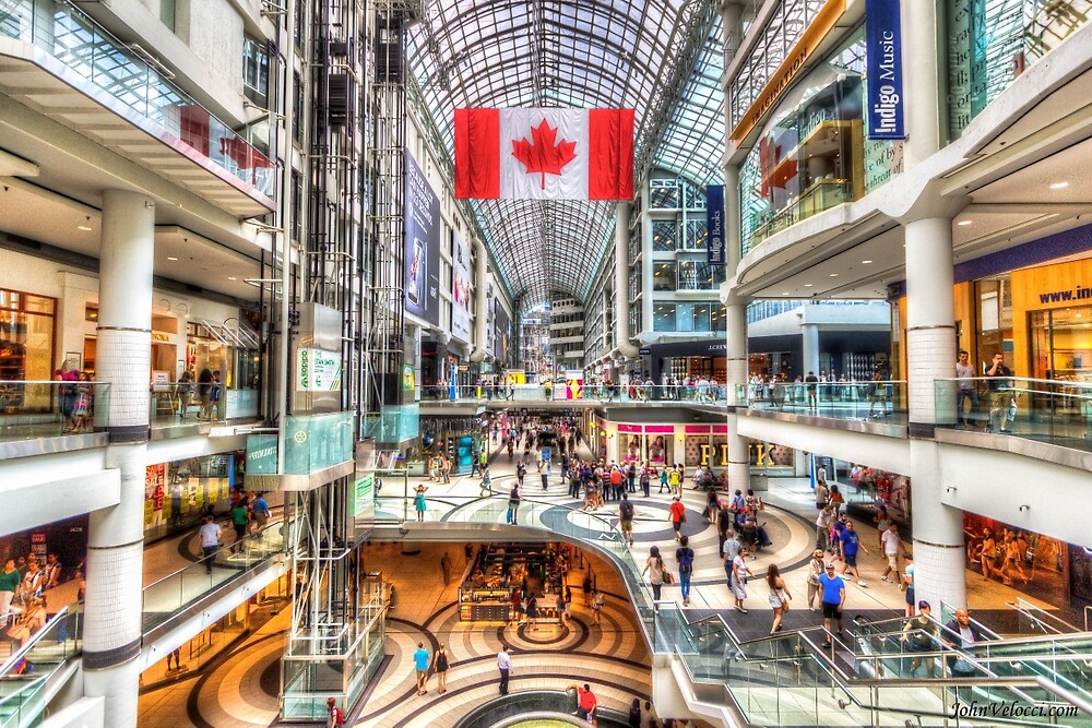 Eaton Center by John Velocci