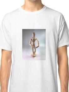 Wooden Doll Classic T-Shirt