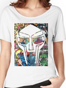 MADVILLAINY Women's Relaxed Fit T-Shirt