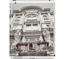 Jewish National House in Chernivtsi iPad Case/Skin