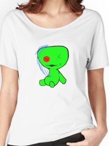 Lil Glitch Women's Relaxed Fit T-Shirt