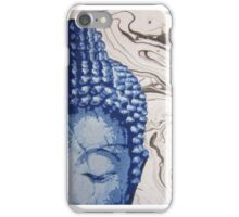 Marble Buddha iPhone Case/Skin