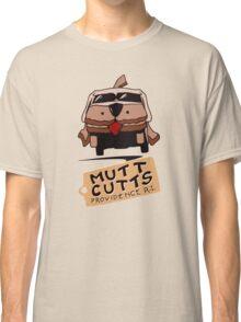 MUTT CUTTS VAN - DUMB & DUMBER Classic T-Shirt