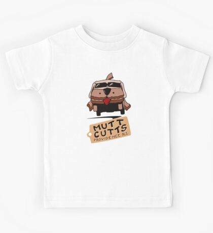 MUTT CUTTS VAN - DUMB & DUMBER Kids Tee