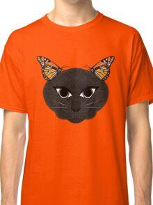 Monarch Cat Classic T-Shirt