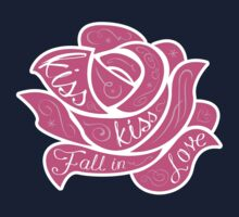 Kiss Kiss Fall in Love Kids Clothes