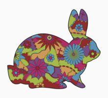 Easter rabbit 2 One Piece - Short Sleeve