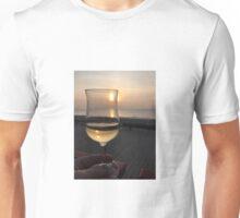 Sundowner auf Sylt Unisex T-Shirt