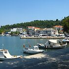 Limenas Harbour by Newstyle
