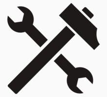 Hammer wrench by Designzz