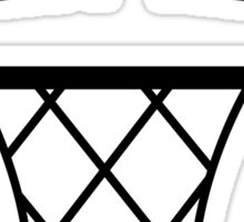 Basketball. By Any Means Sticker