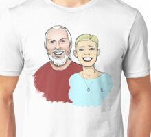 Keith and Ann Unisex T-Shirt