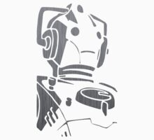 Cyberman by GarfunkelArt