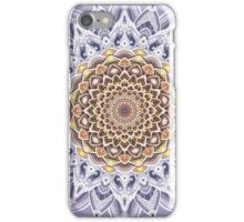 MARIGOLD MANDALA iPhone Case/Skin